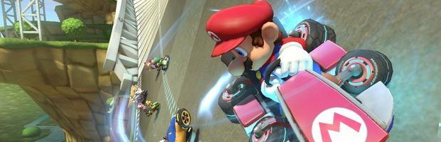 Mario Kart 8 premiato come gioco dell'anno da Amazon UK