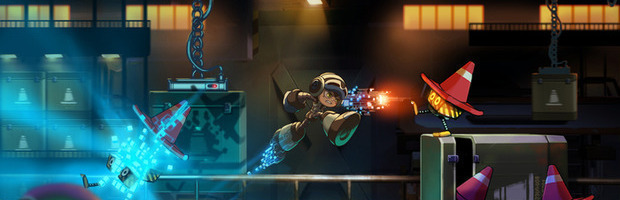 Mighty No. 9: pubblicato un video per il gameplay - Notizia