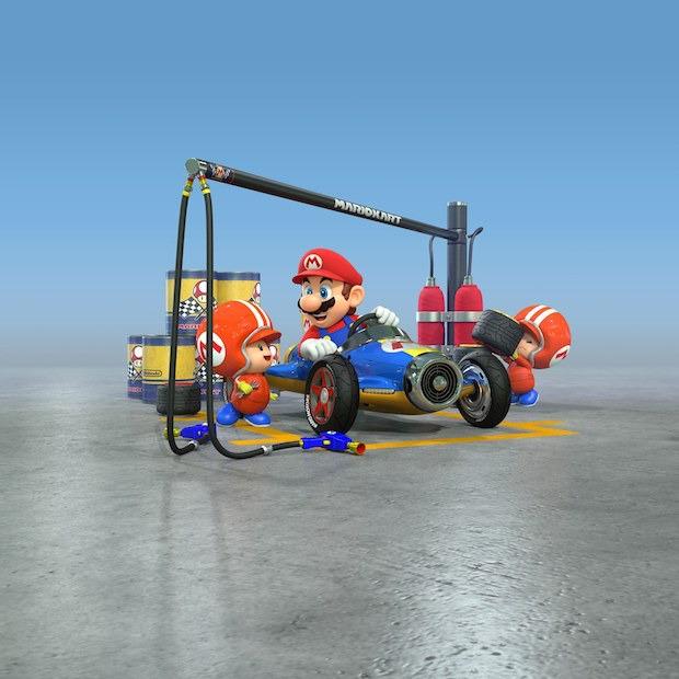 Mario Kart 8: nuovi artwork