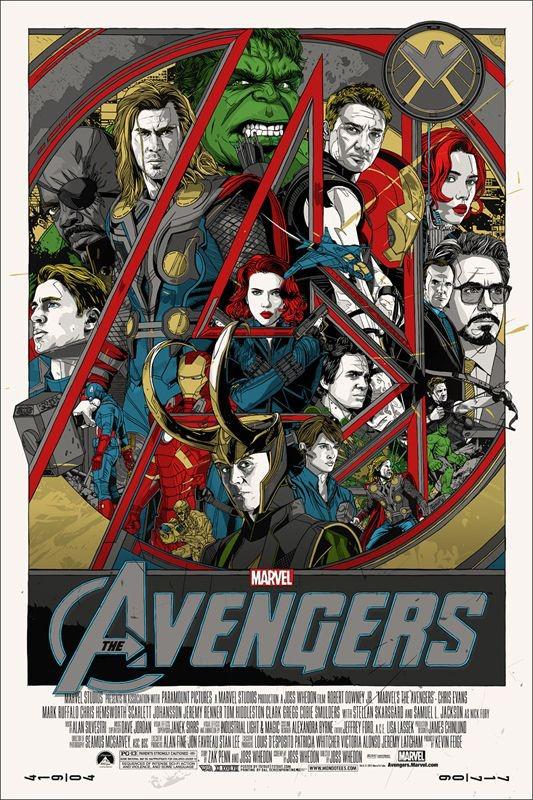 The Avengers, l'ultimo character poster della Mondo