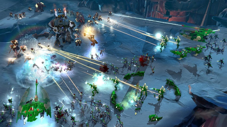 Dawn of War 3: pubblicati i primi screenshot
