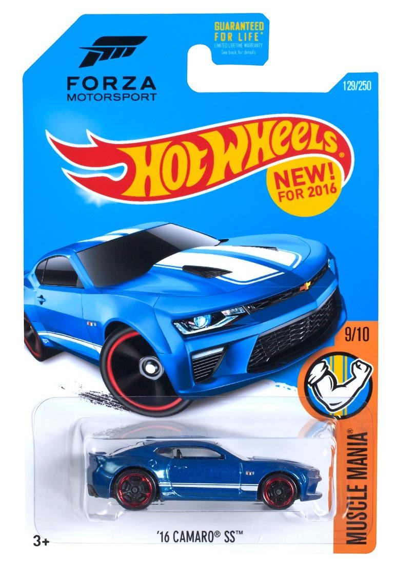 Forza Motorsport 6: disponibile ora il nuovo Hot Wheels Car Pack