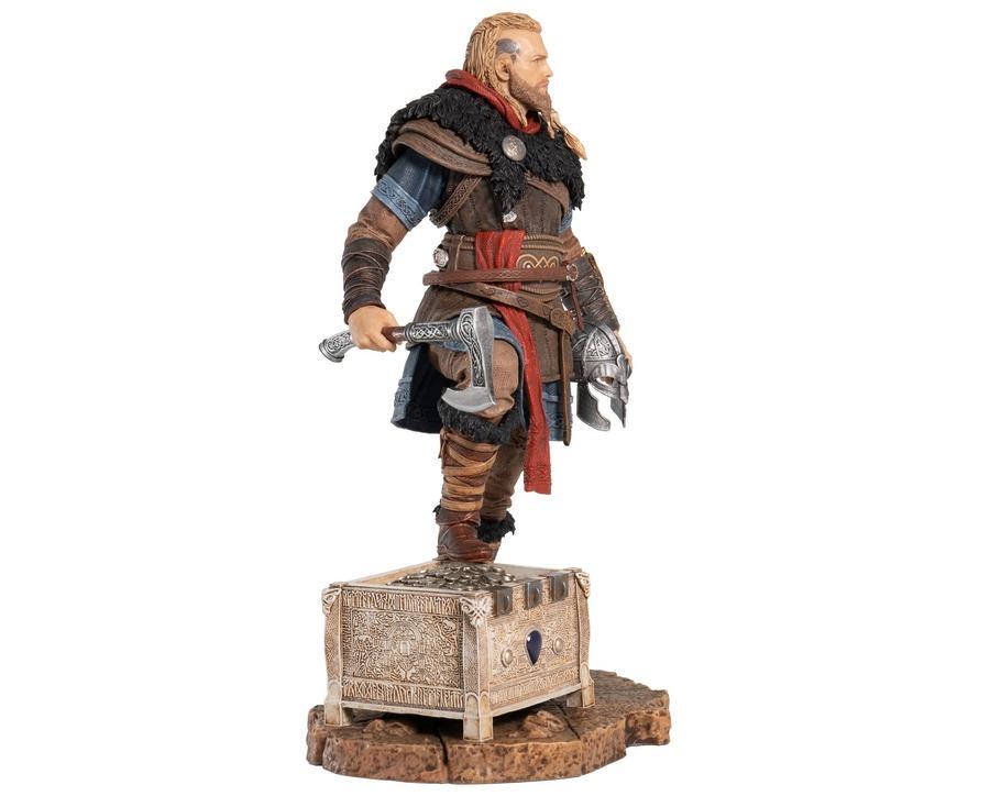 Assassin's Creed Valhalla: ecco la statua di Eivor in versione maschile