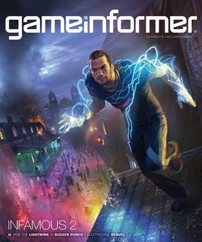 inFAMOUS 2 confermato da GameInformer