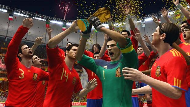 EA Sports predice che la Spagna vincerà i mondiali