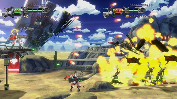 Annunciato (Contra) Hard Corps: Uprising per XBLA e PSN