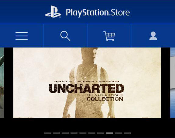 Uncharted The Nathan Drake Collection compare per pochi minuti sul PlayStation Store