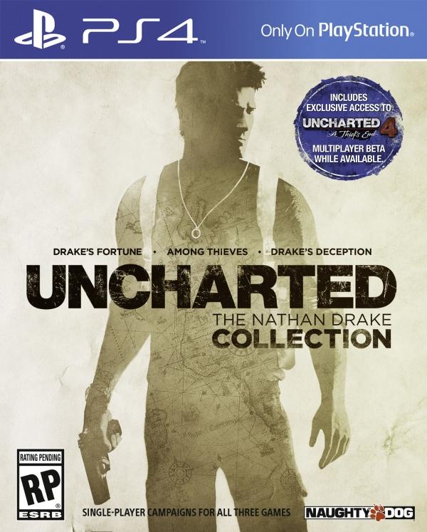 Uncharted The Nathan Drake Collection confermato: in arrivo a ottobre su PS4