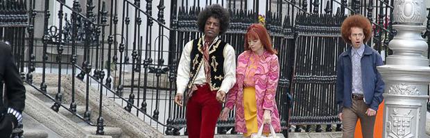 Jimi - All is by my side: disponibile in Digital Download il film sul leggendario Jimi Hendrix