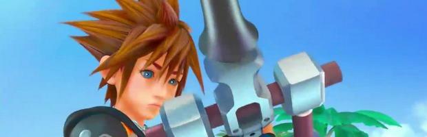 Kingdom Hearts III: un messaggio da Tetsuya Nomura - Notizia