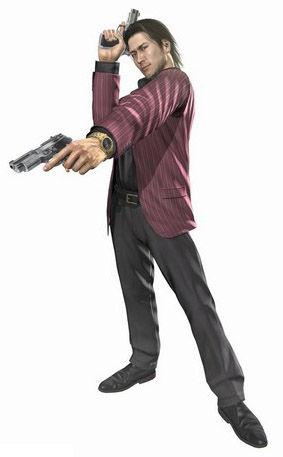 Yakuza 5, rivelato il terzo personaggio giocabile