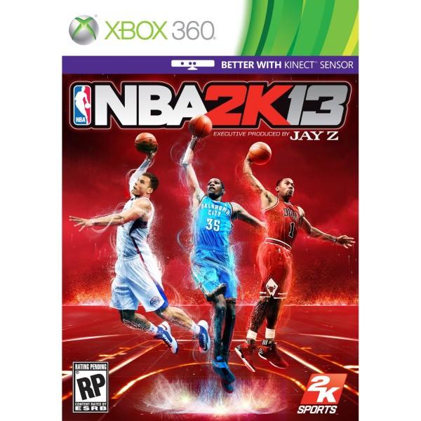 Anche NBA 2K13 è un titolo 'Better With Kinect'?