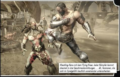 Mortal Kombat X: confermata la presenza di Kano