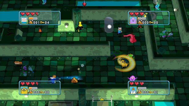 Adventure Time: Explore the Dungeon Because I DON'T KNOW! - pubblicate nuove immagini