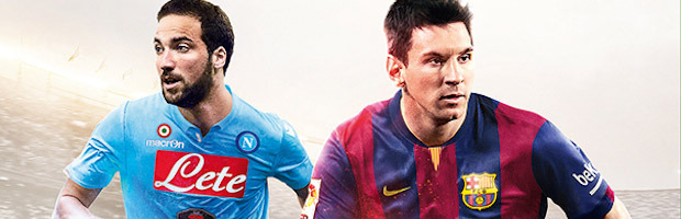 FIFA 15: live gameplay su Twitch - Notizia