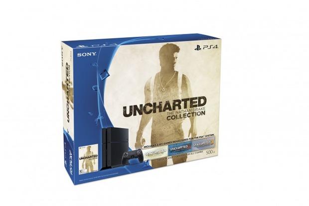 [Aggiornata] Arriva un bundle PlayStation 4 dedicato a Uncharted The Nathan Drake Collection
