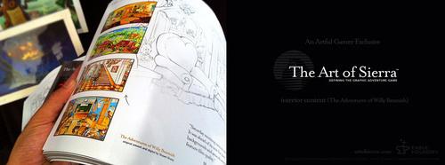 Sierra: in arrivo un libro-retrospettiva realizzato dai fan