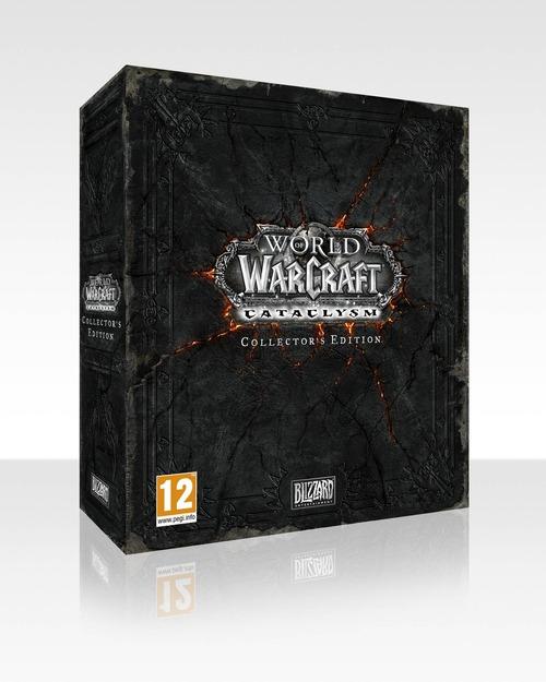 World of Warcraft: Cataclysm, confermata la data di lancio e la collector's edition