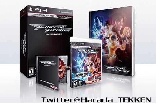 Tekken Hybrid: Harada svela la limited edition