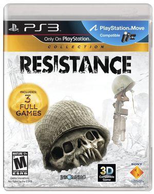 Sony conferma la Resistance Collection