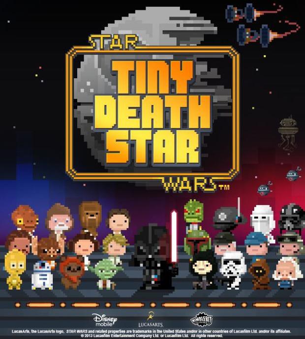 Disney annuncia Star Wars: Tiny Death Star