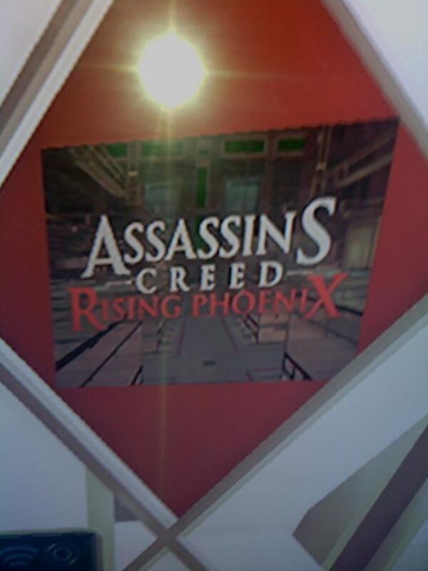 Assassin's Creed 4 contiene riferimenti ad Assassin's Creed Rising Phoenix