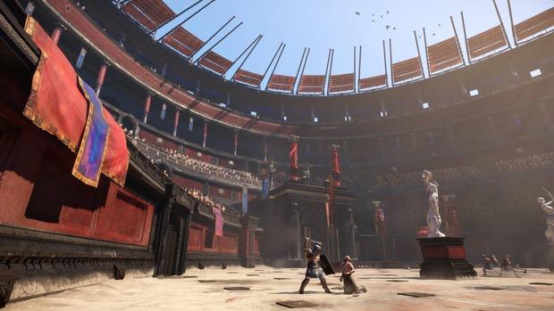 Ryse: Son of Rome - un'immagine per la Gladiator Mode