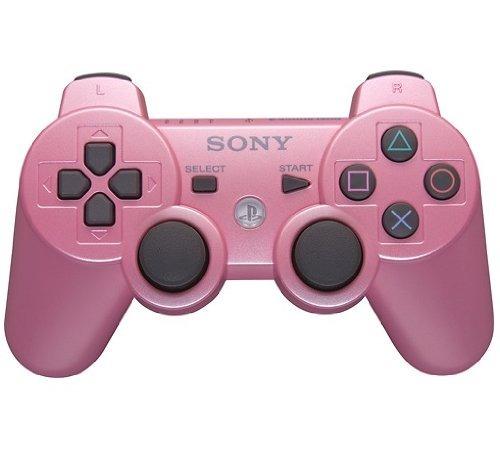 Il Dual Shock 3 si tinge di rosa