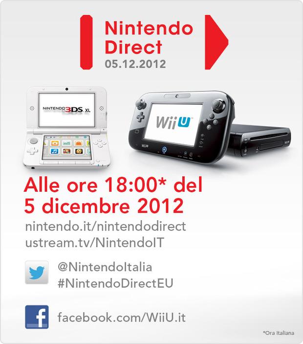Guarda il nuovo Nintendo Direct Europeo alle 18:00