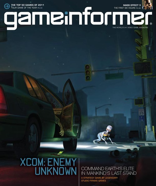 XCOM Enemy Unknown: Dalle pagine di GameInformer, 2K annuncia un nuovo strategico