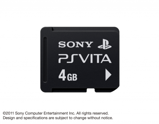 PlayStation Vita: memory da 4 GB in regalo a chi prenota la console da Media World