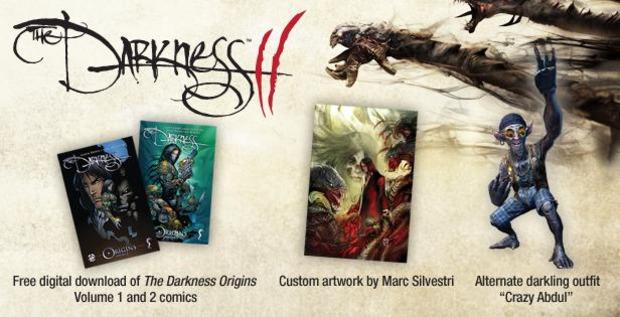 The Darkness 2: Steam apre i pre-ordini ed offre contenuti esclusivi