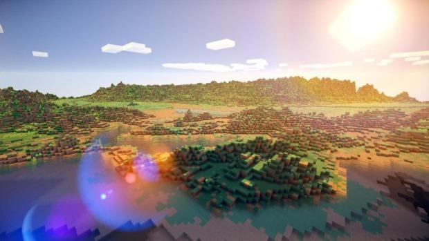 Grazie a Minecraft, un utente sta creando la mappa fisica del mondo intero