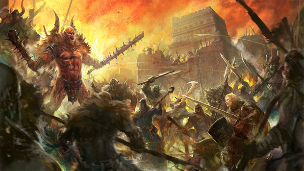 Dragon's Dogma Online: screenshot e concept art
