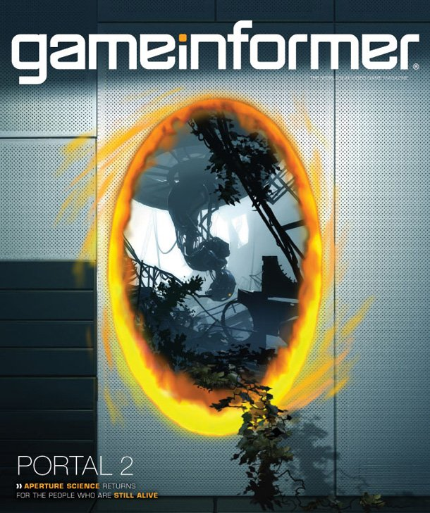 Portal 2, GameInformer ufficializza l'arrivo