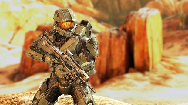 Un'altra immagine inedita di Halo 4