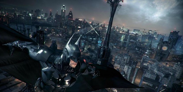 Batman Arkham Knight: pubblicate le prime immagini in-game