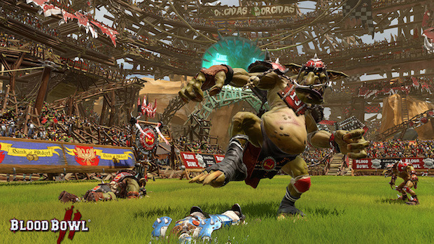 Blood Bowl 2: nuovi screenshot del gioco