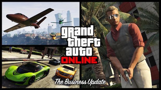 GTA Online: business update disponibile per il download