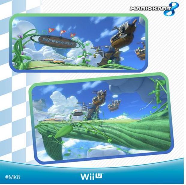 Mario Kart 8: Nintendo mostra un nuovo circuito