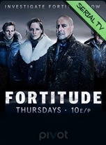 first look Fortitude - Stagione 1