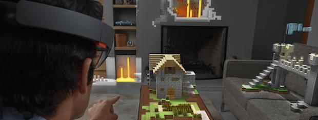Microsoft sta lavorando a giochi compatibili con HoloLens - Notizia