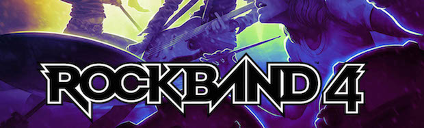 Harmonix annuncia Rock Band 4 per Xbox One e PlayStation 4