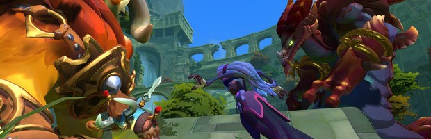 Gigantic annunciato per Xbox One e Windows 10