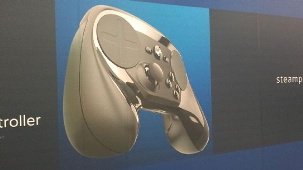 Valve ha mostrato il design finale dello Steam Controller
