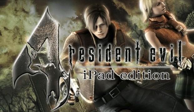 Resident Evil 4, da oggi anche su iPad