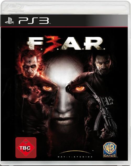 F.E.A.R. 3, la boxart ufficiale
