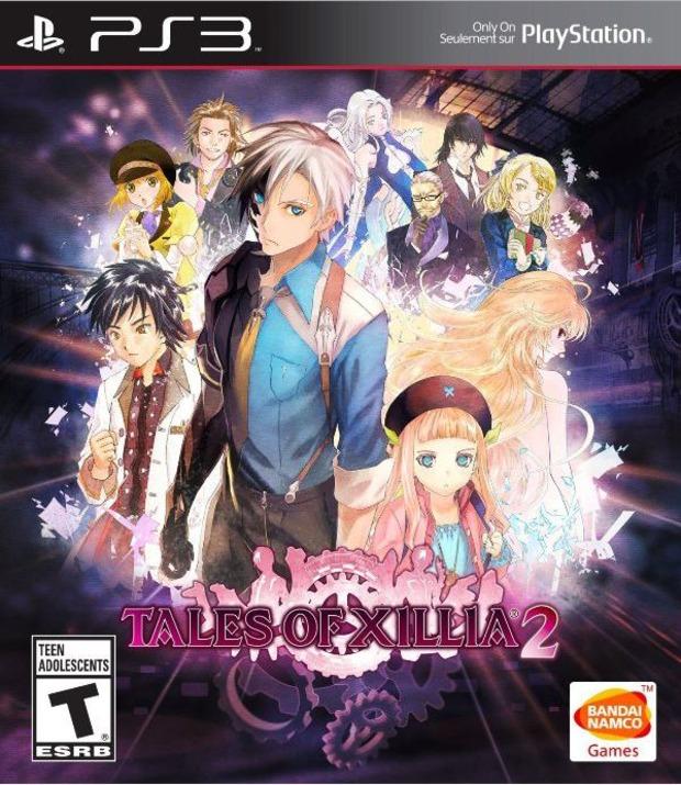 Tales of Xillia 2: pubblicata la cover USA