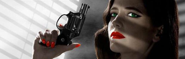 Sin City - Una donna per cui uccidere: spot, poster e primi dati al box-office - Notizia