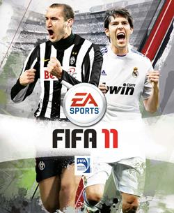 Kaka sarà l'uomo copertina di FIFA 11 [AGGIORNATA]